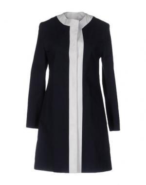 Легкое пальто GUTTHA. Цвет: темно-синий