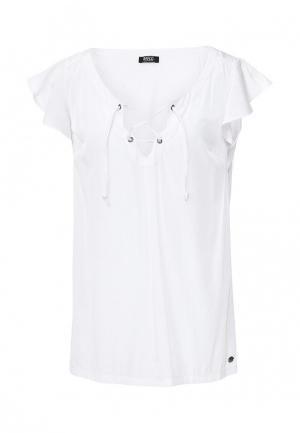Блуза Rifle. Цвет: белый