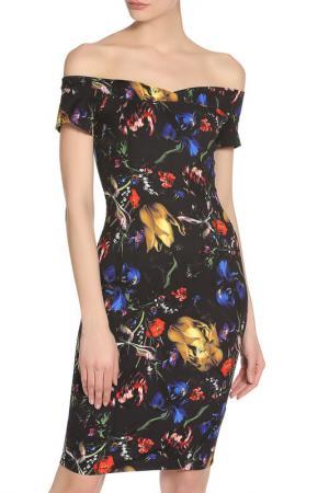 Платье PAPER DOLLS. Цвет: мультицвет