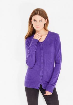 Кардиган Modis. Цвет: фиолетовый