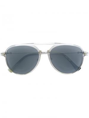 Солнцезащитные очки Praph Grey Ant. Цвет: металлический