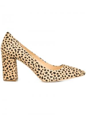 Cannelle pumps Jerome Rousseau. Цвет: телесный