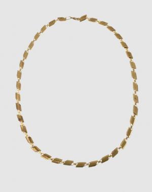 Ожерелье GOGO PHILIP. Цвет: золотистый