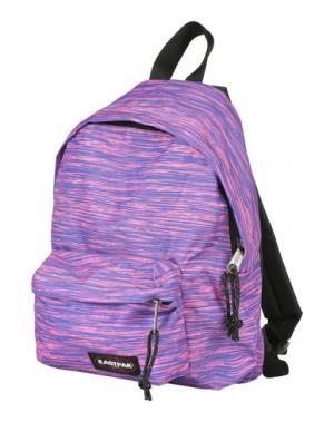 Рюкзаки и сумки на пояс EASTPAK. Цвет: светло-фиолетовый