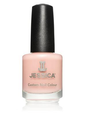Лак для ногтей  # 772 Desire, 14,8 мл JESSICA. Цвет: бледно-розовый