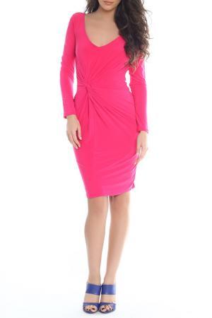 Платье Moda di Chiara. Цвет: розовый