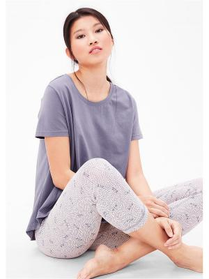 Пижама S.OLIVER. Цвет: серо-голубой