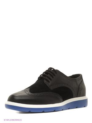 Туфли UNITED NUDE. Цвет: черный