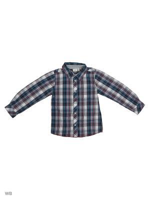 Рубашка NAME IT. Цвет: индиго