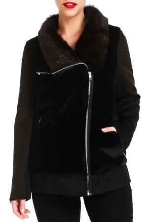 Пальто Roberto Torretta. Цвет: черный