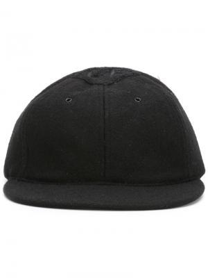 Стеганая кепка C.E.. Цвет: чёрный