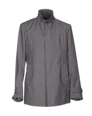 Легкое пальто GIMO'S. Цвет: серый