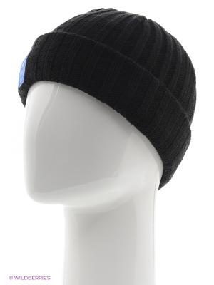 Шапка FM BEANIE Adidas. Цвет: черный