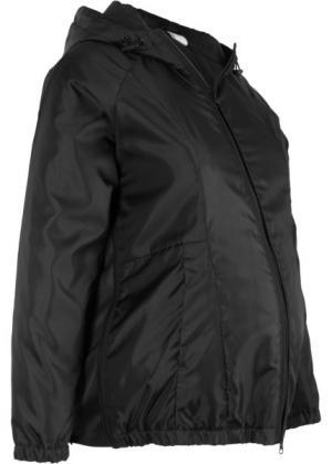 Куртка для беременных (черный) bonprix. Цвет: черный