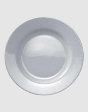 Блюдо ALESSI. Цвет: белый