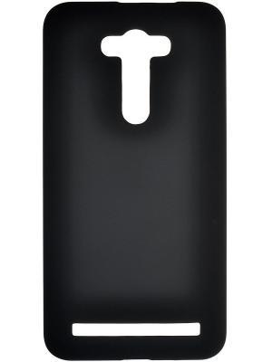 Клип-кейс для  Asus Zenfone Laser 2 skinBOX. Цвет: черный