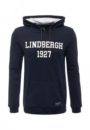Худи Lindbergh. Цвет: синий