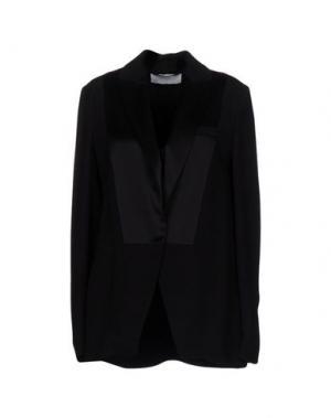 Пиджак LES COPAINS. Цвет: черный
