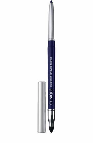 Автоматический карандаш для глаз с растушевкой, оттенок Intense Ivy Clinique. Цвет: бесцветный