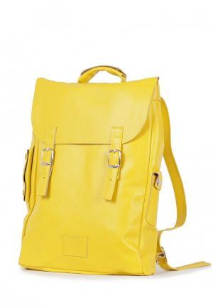 Рюкзак Kokosina. Цвет: желтый