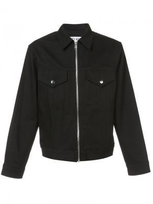 Куртка с нагрудными карманами Enfants Riches Deprimes. Цвет: чёрный