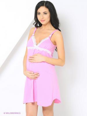 Комплект одежды Mare Bella. Цвет: розовый, серый