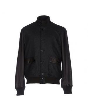 Куртка ROŸ ROGER'S. Цвет: стальной серый