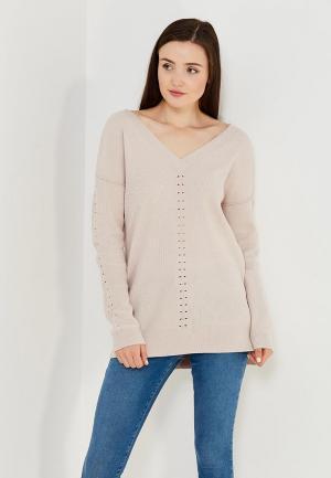 Пуловер Topshop. Цвет: розовый