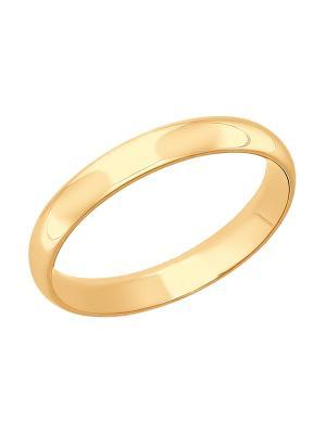 Обручальное кольцо SOKOLOV 110126