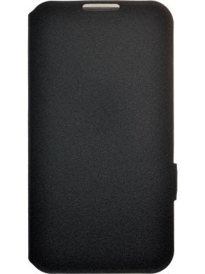 Чехол-книжка для LG K10 Prime. Цвет: черный