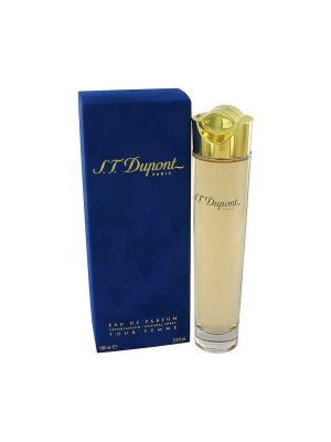 Dupont  lady edp 100 ml. Цвет: синий