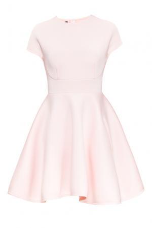 Платье 161189 Anna Dubovitskaya. Цвет: розовый