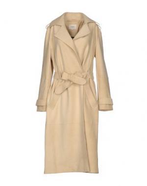 Легкое пальто NANUSHKA. Цвет: бежевый