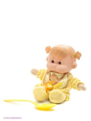 Игрушка-пупс Витаминка В Yogurtinis. Цвет: желтый, бежевый