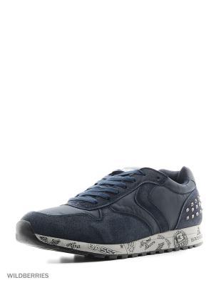 Кроссовки BASS3D. Цвет: темно-синий
