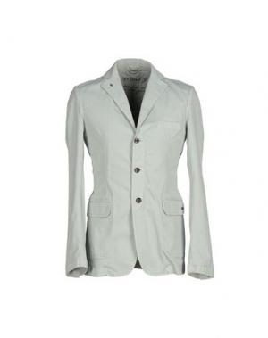 Пиджак AR AND J. Цвет: светло-серый