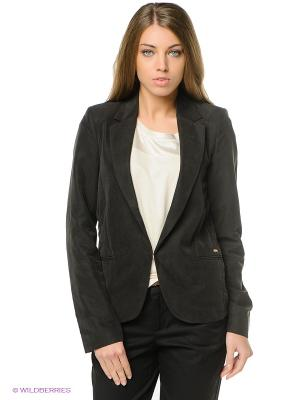 Пиджак ESPRIT. Цвет: черный