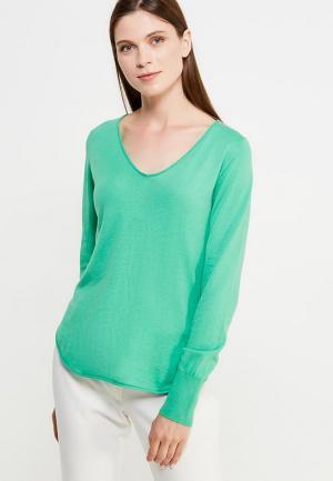 Пуловер Delicate Love. Цвет: зеленый