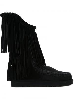 Ботинки Eskimo Inner Wedge Mou. Цвет: чёрный