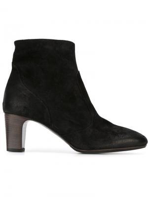 Ботинки на каблуке Laboratorigarbo. Цвет: чёрный