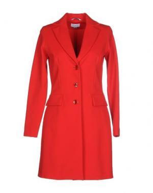 Пальто PIU' &. Цвет: красный