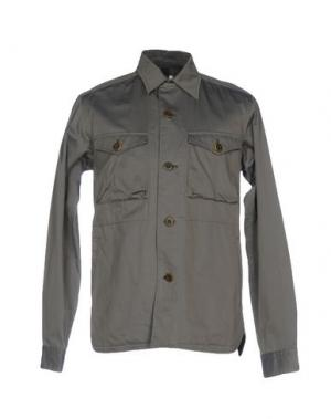 Pубашка TS(S). Цвет: серый