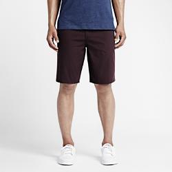 Мужские шорты Hurley Dri-FIT Chino 54,5 см Nike. Цвет: коричневый