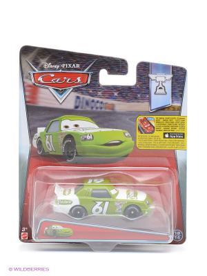 Машина Тачки 2 Mattel. Цвет: салатовый, прозрачный, черный