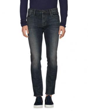 Джинсовые брюки JOHN VARVATOS ★ U.S.A.. Цвет: синий