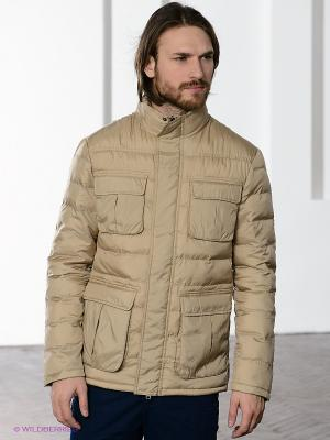 Куртка Baon. Цвет: светло-бежевый