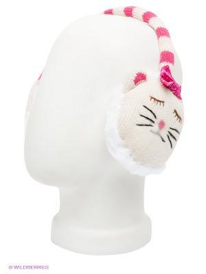 Наушники Animal Кошки Aroma Home. Цвет: розовый, белый, светло-бежевый