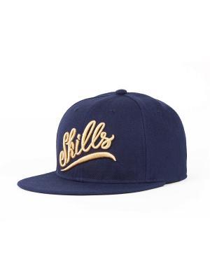 Бейсболка SKILLS 02. Цвет: синий