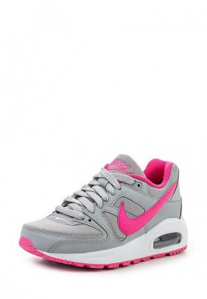 Кроссовки Nike. Цвет: серый