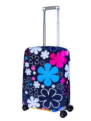 Чехол для чемодана Floxy S Coverway. Цвет: антрацитовый